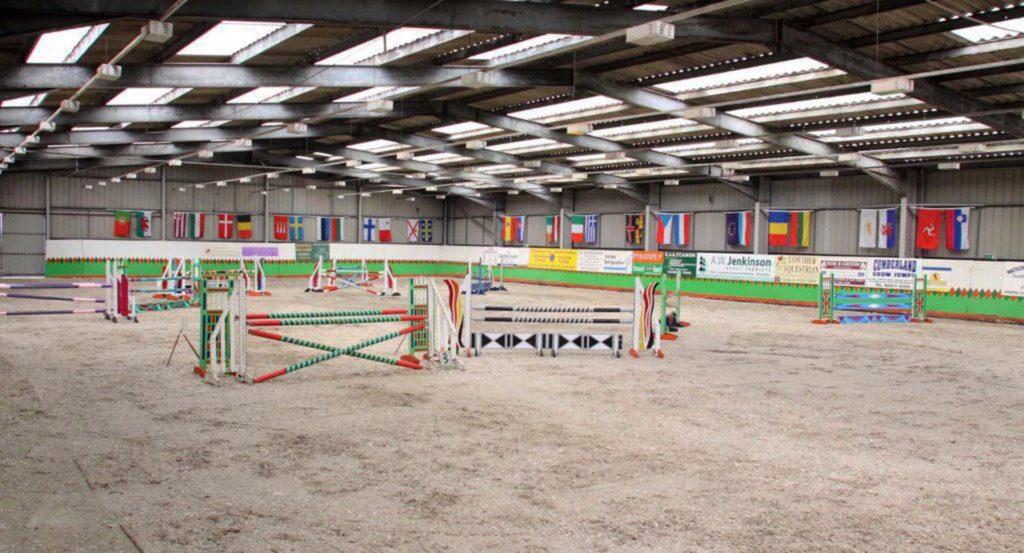 Greenlands Equestrian Centre Indoor Arena