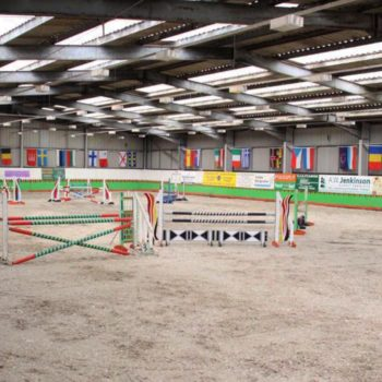 Greenlands Equestrian Centre Indoor Arena